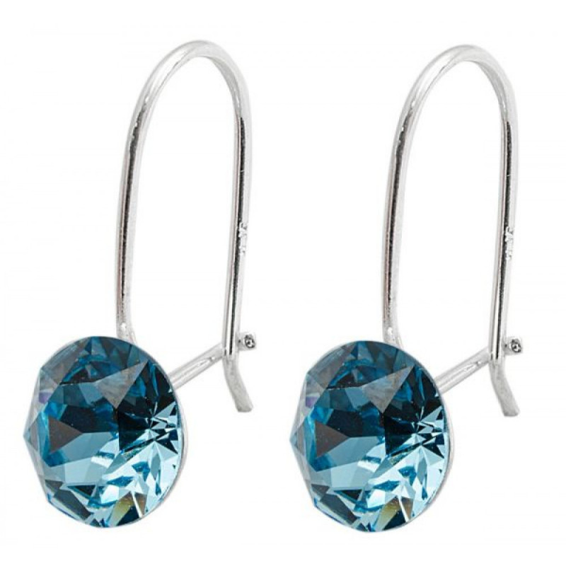 Earrings Xirius, Aquamarine