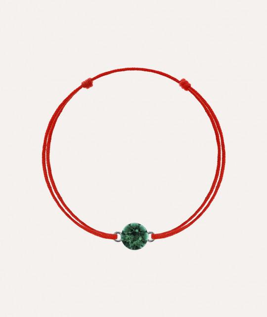 Kabbala Swarovski Xirius kristalliga, Emerald