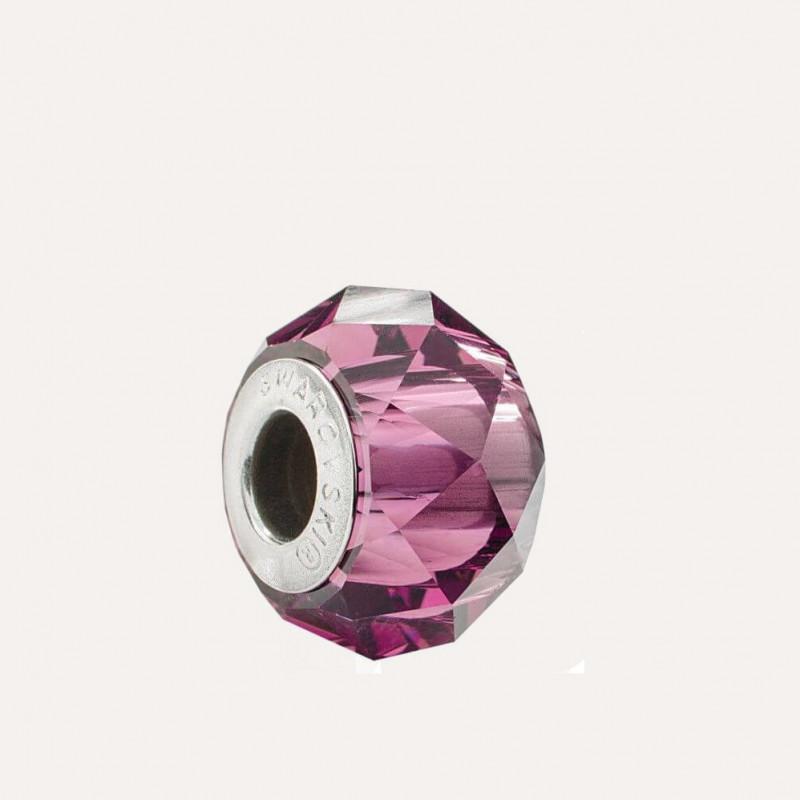 Charm Swarovski BeCharmed Briolette 5948, Light Amethyst