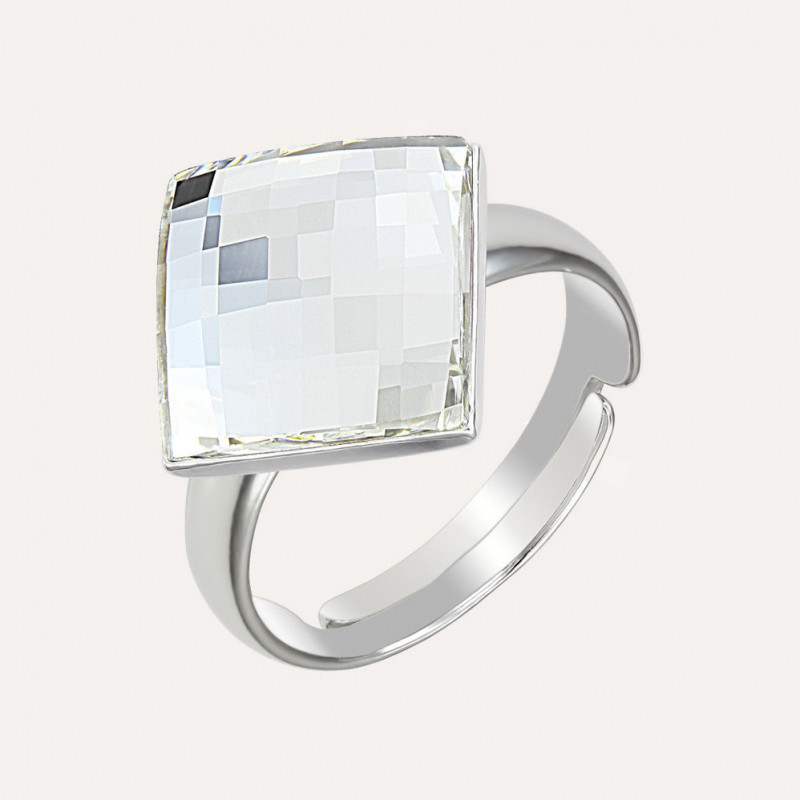 Ring ChessBoard, Crystal Clear