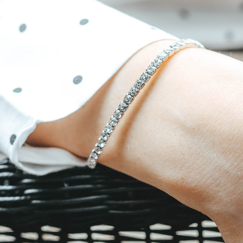 Bracelet Round Stretch