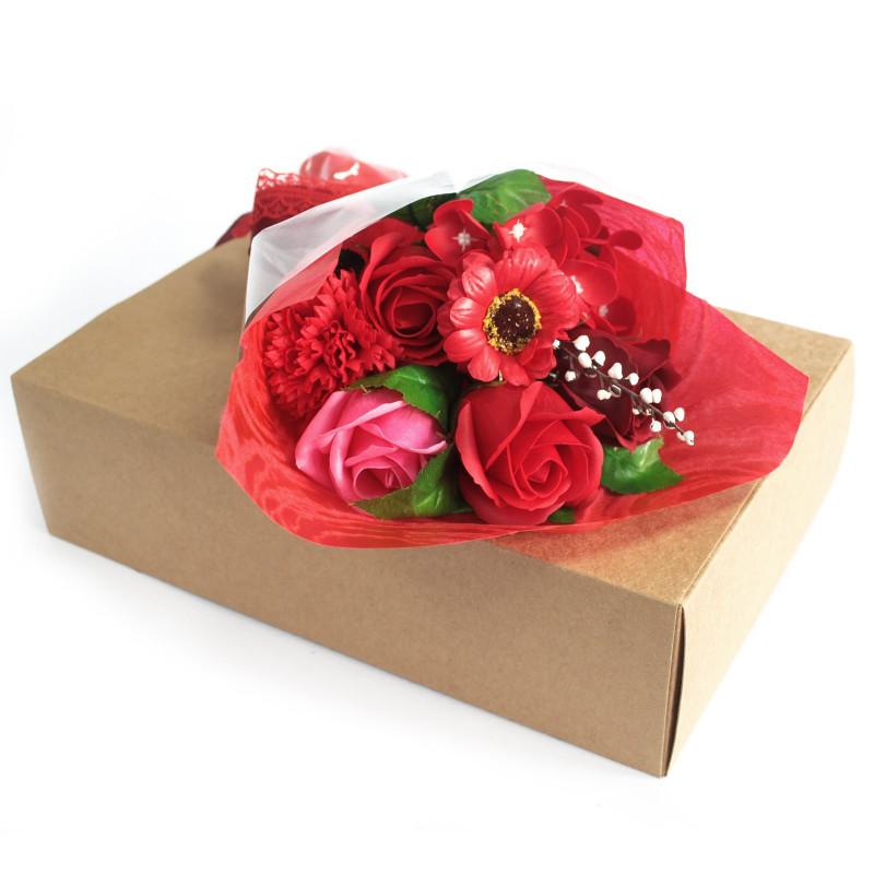 Lillekimp seebist, Punane