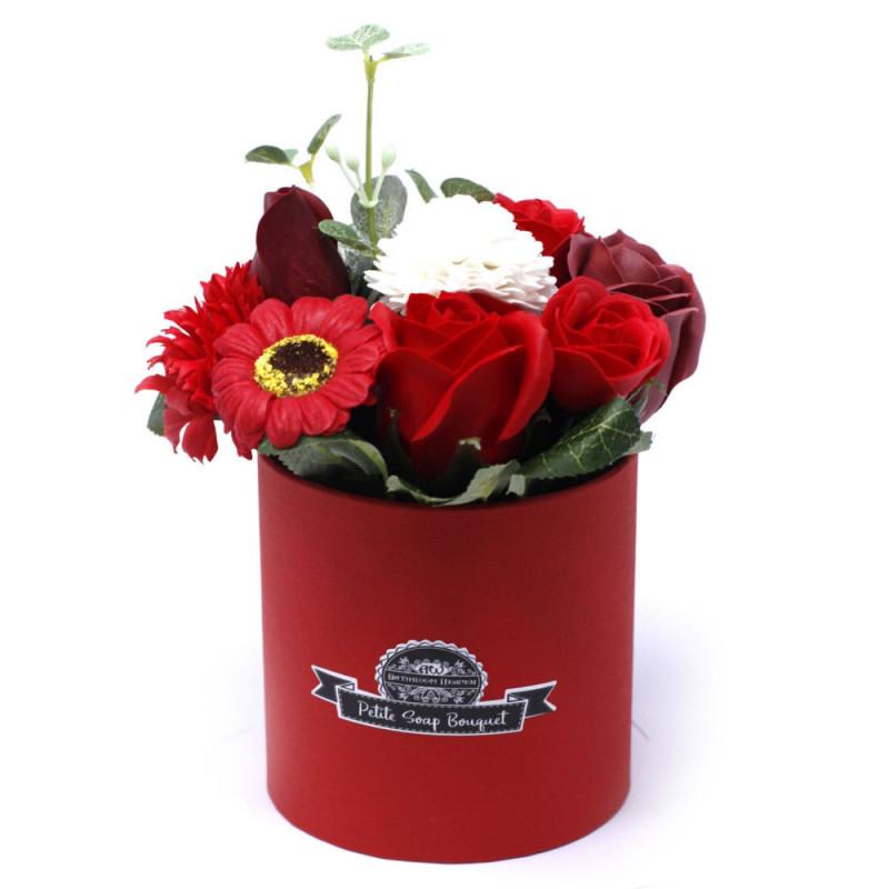 Bouquet Petite Gift Pot - Rich Reds