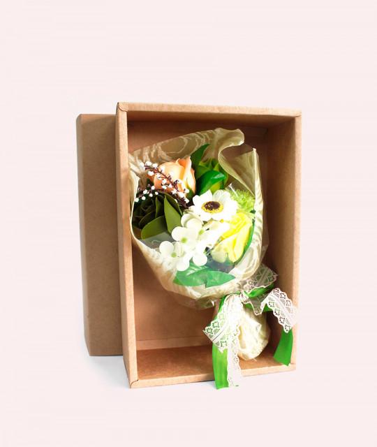 Lillekimp seebist, Roheline