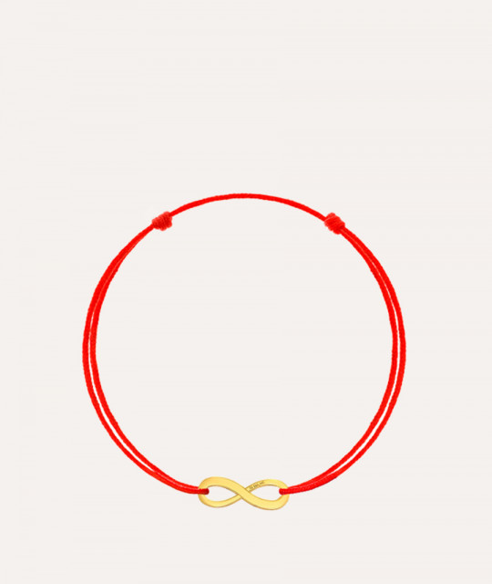 Red kabbalah Infinity, Gold