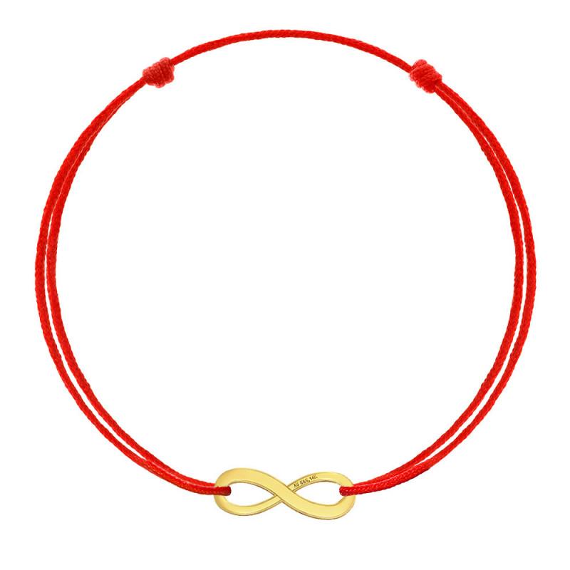 Red kabbalah Infinity, Gold