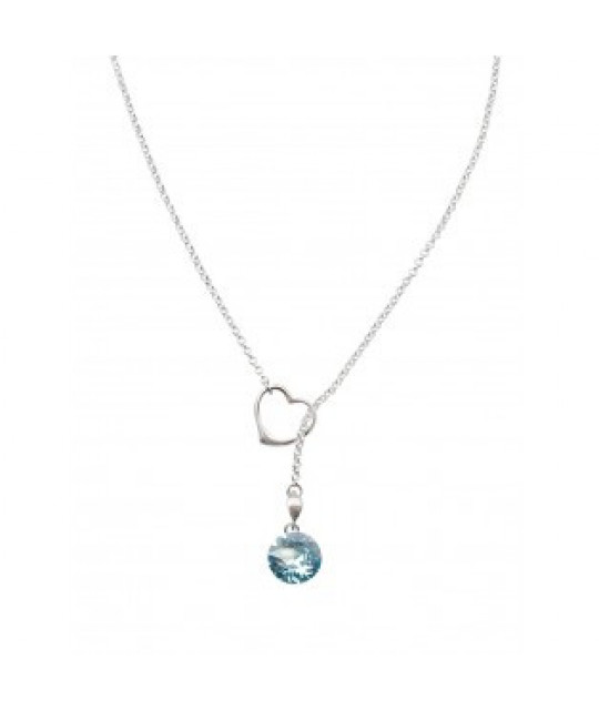Ripats Xirius Heart, Aquamarine
