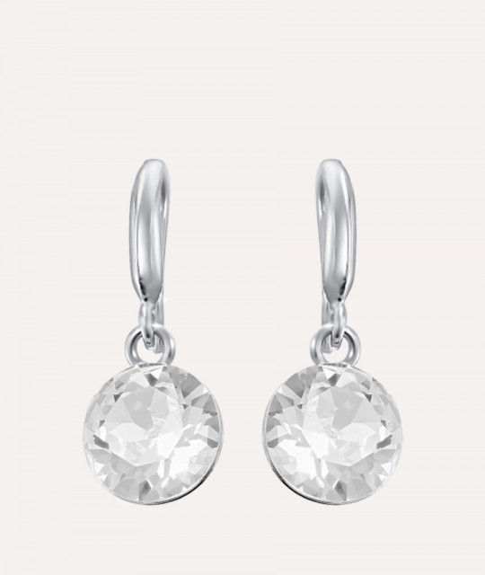 Auskari Xirius, Crystal Clear, 10 mm