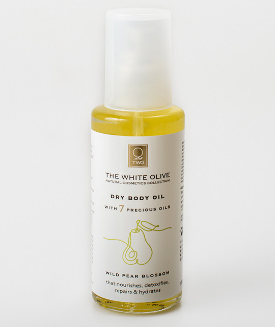 Dry Body Oil – Wild Pear Blossom