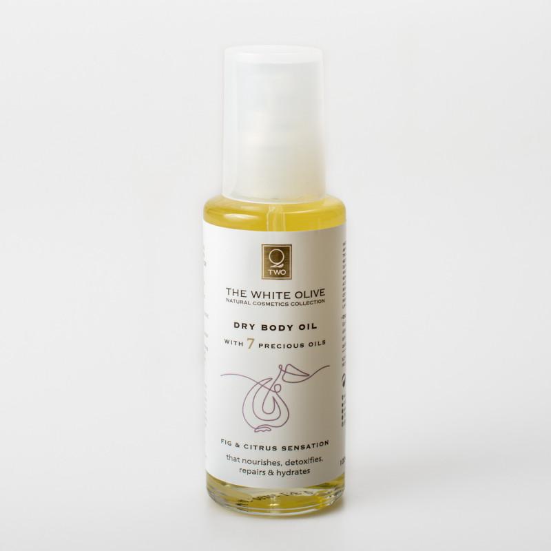 Dry Body Oil – Fig & Citrus Sensation
