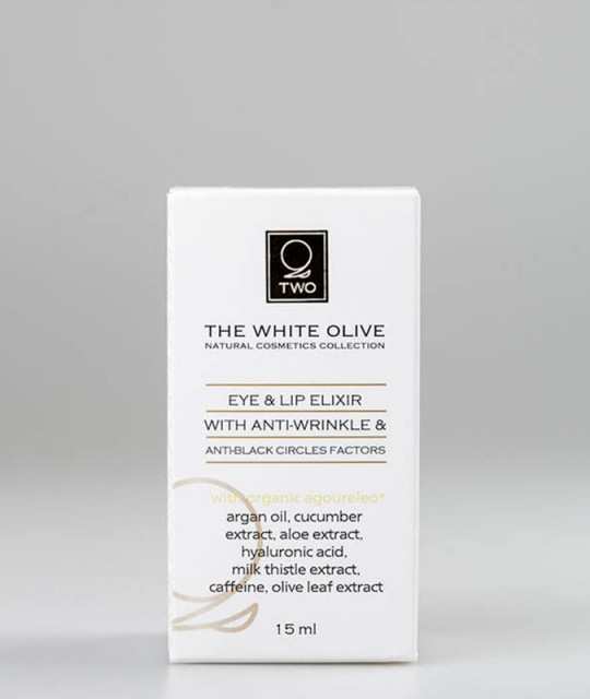 EYE & LIP ELIXIR WITH ANTI-WRINKLE & ANTI-BLACK CIRCLES FACTORS
