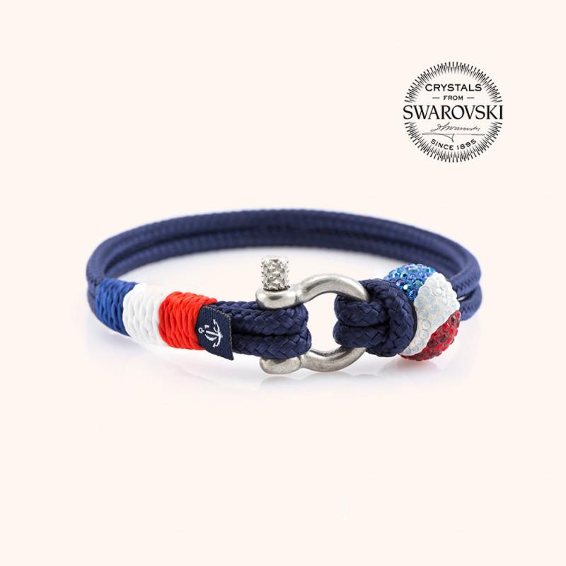Bracelet - SWAROVSKI BECHARMED # 7222 - 17 cm