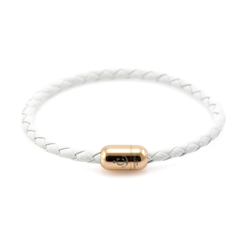 Leather bracelet JACK TAR # 10033 - 17 cm