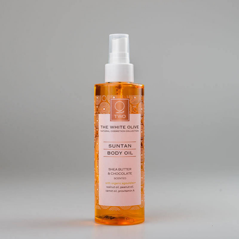 Tanning Body Oil, 200 ml.