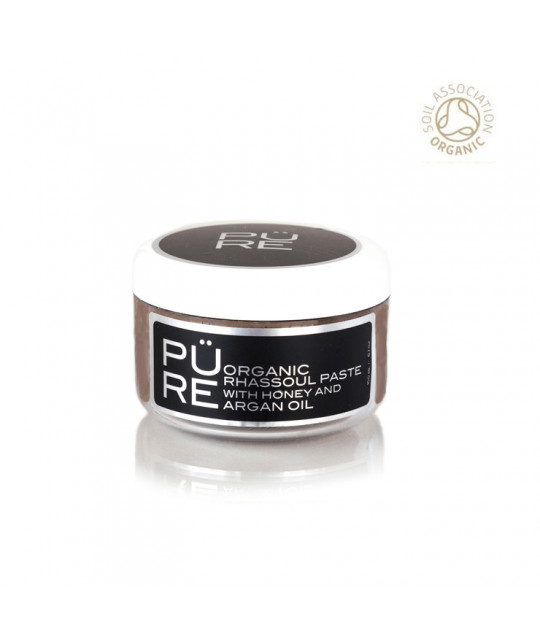 Rhasssoul Paste with Honey