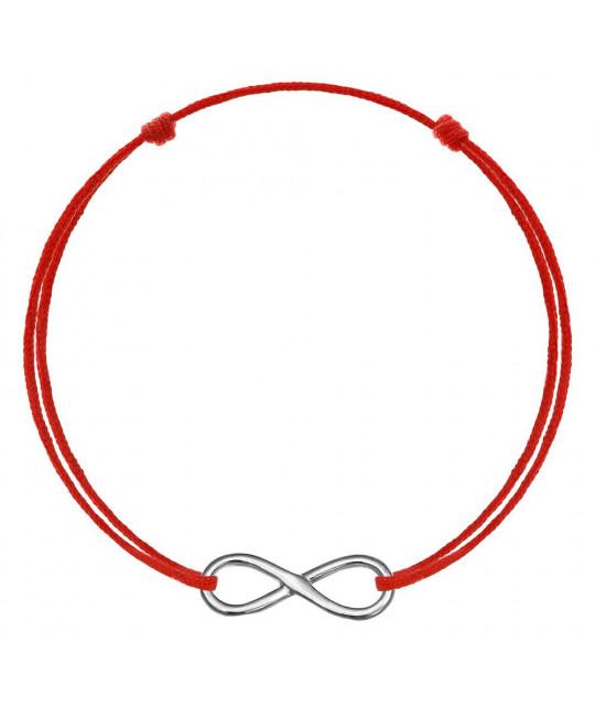 Red kabbalah Infinity, Silver