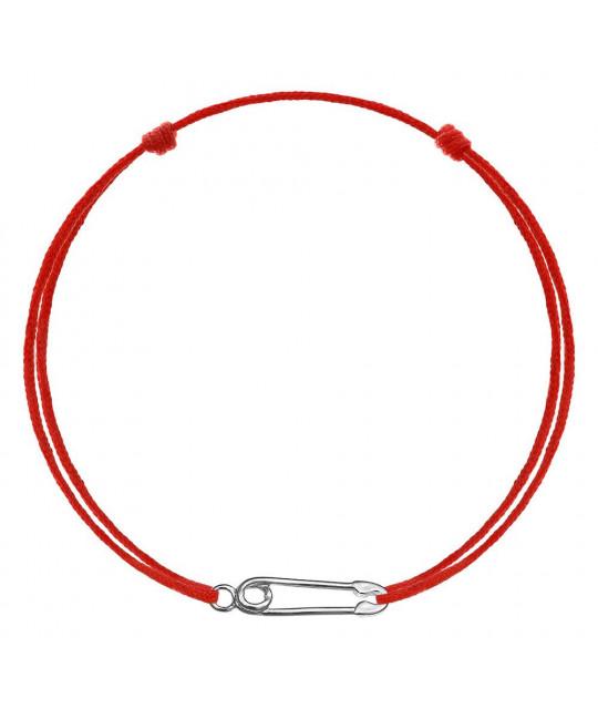 Punane kabbala Pin, Hõbe