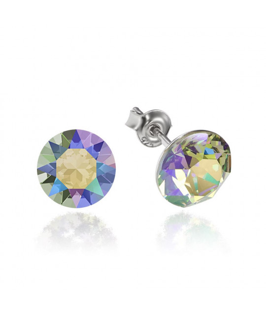 Earrings Xirius, Paradise Shine, 8 mm