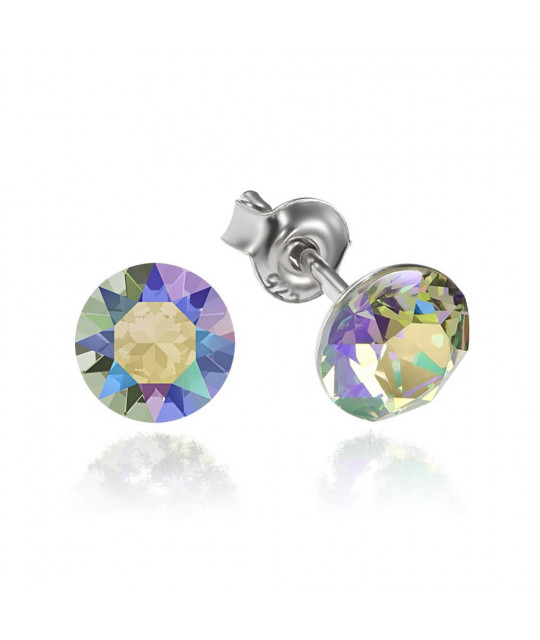 Earrings Xirius, Paradise Shine, 6 mm