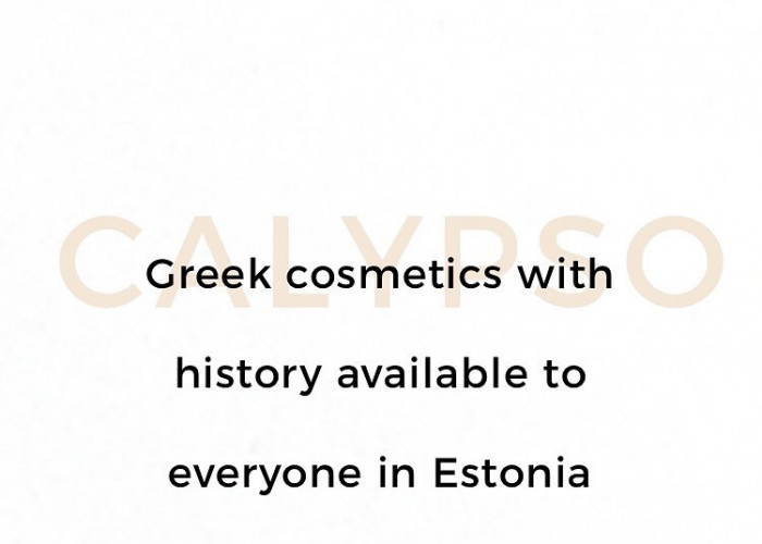 "Греческий бренд косметики ""The White Olive"""