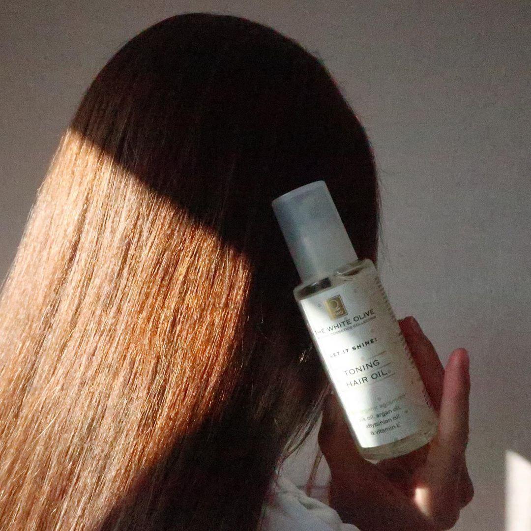 Ärge unustage juukseid niisutama