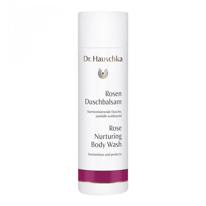 Dr. Hauschka Rose Nurturing Body Wash, 200 ml