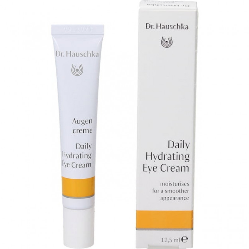 Dr. Hauschka Daily Hydrating Eye Cream, 12.5 ml
