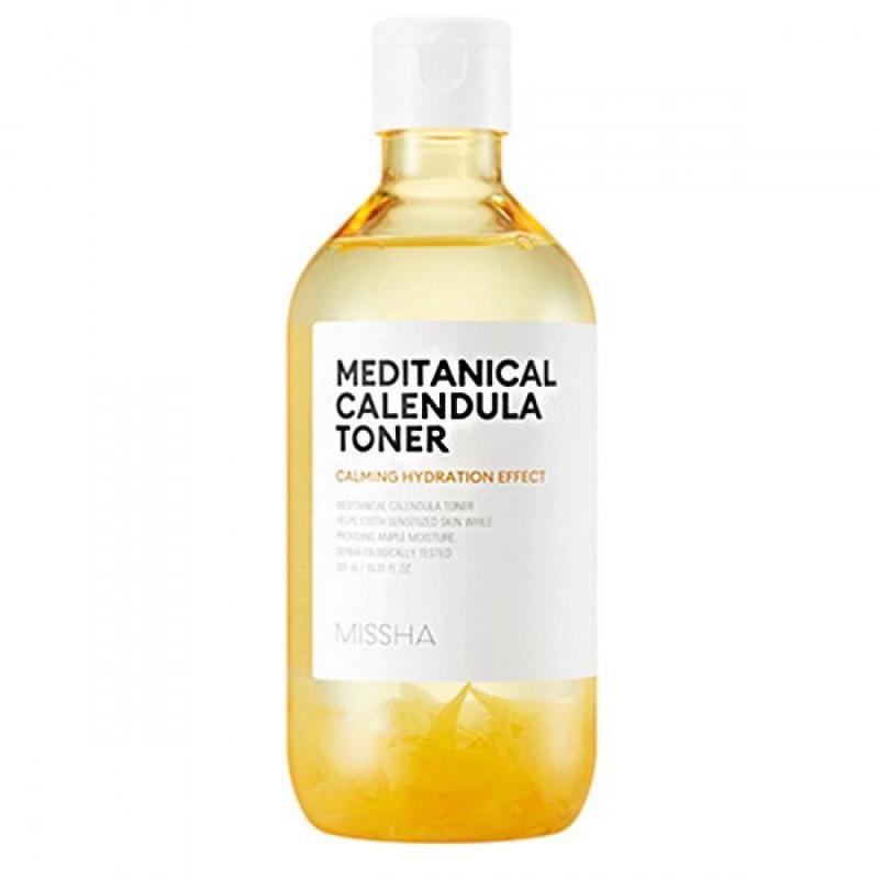 Missha Meditanical Calendula Toner, 305 ml
