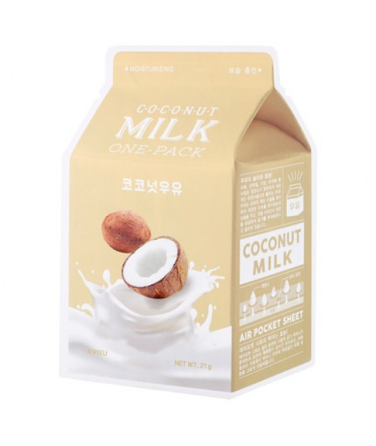 A'pieu Coconut Milk One-Pack, 21 g