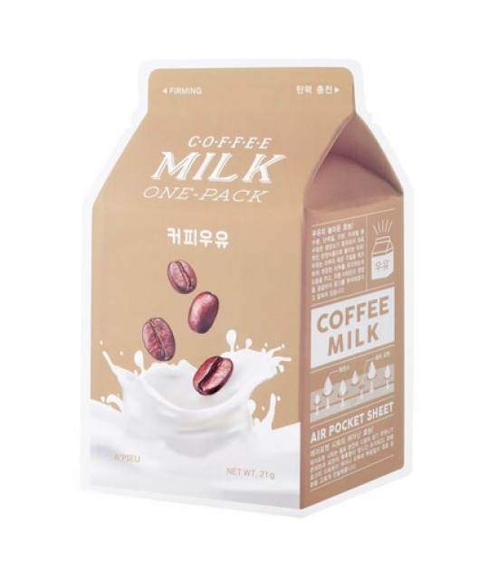"A'pieu Näomask ""Coffee Milk"", 21 g"