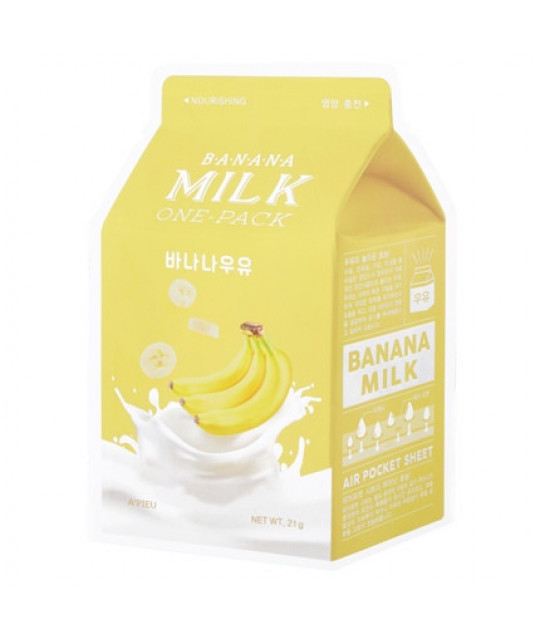 A'pieu Banana Milk One-Pack, 21 g