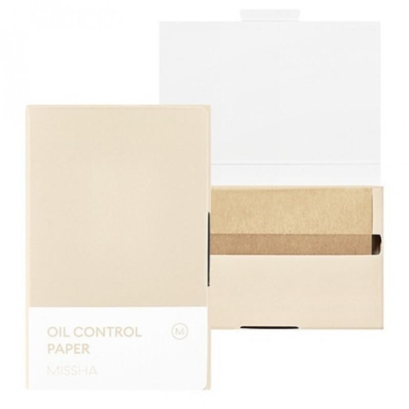 Missha Oil Control Paper, 100 pcs