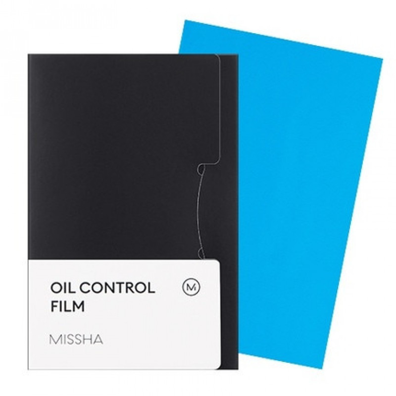 "Missha Oil Control Film ""Blue"", 50 pcs"