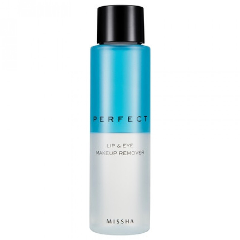 Missha Perfect Lip & Eye Make-Up Remover, 155 ml