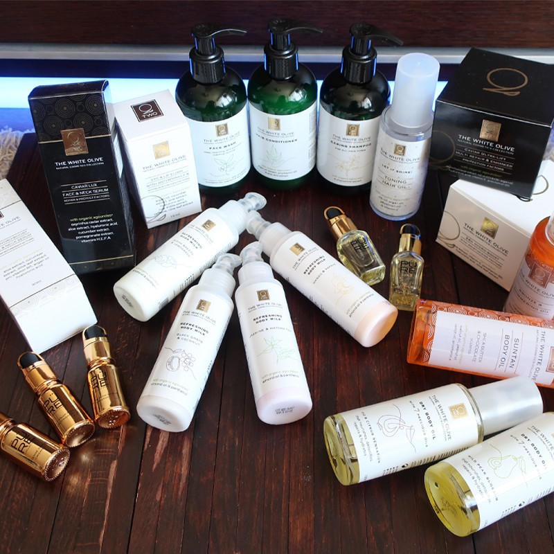 Kuidas valida kosmeetikat?