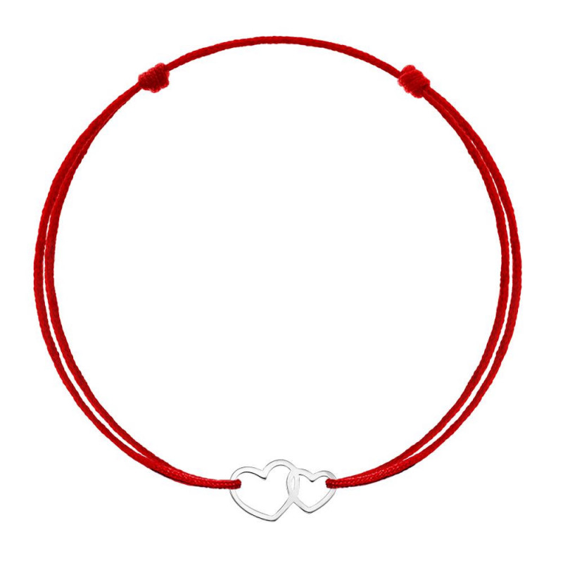 Red kabbalah Doubleheart, Silver