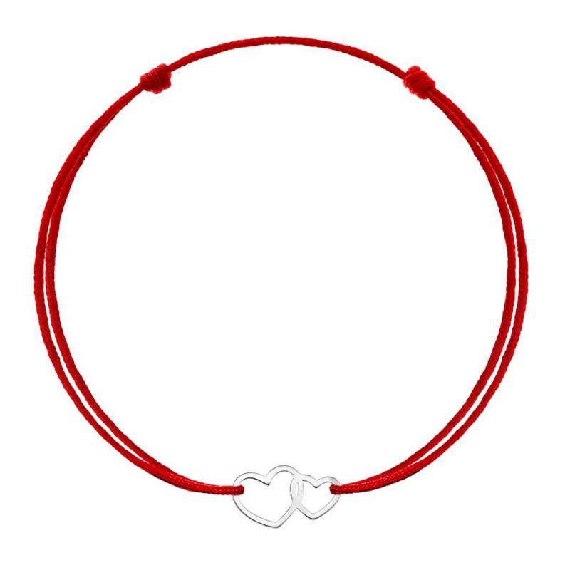 Красная каббала Двойное сердце, Серебро