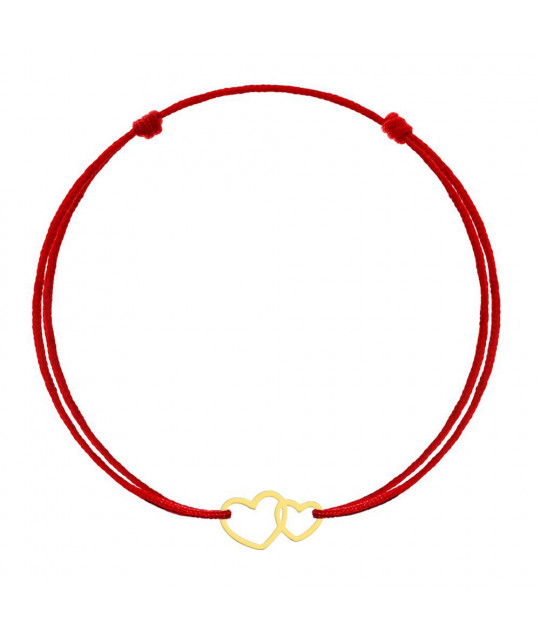 Красная каббала Двойное сердце, Золото