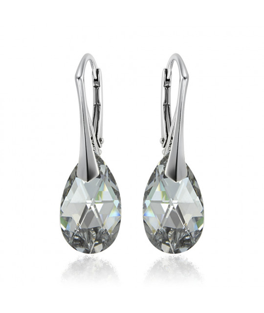 Earrings Pear, CAL, 16 mm