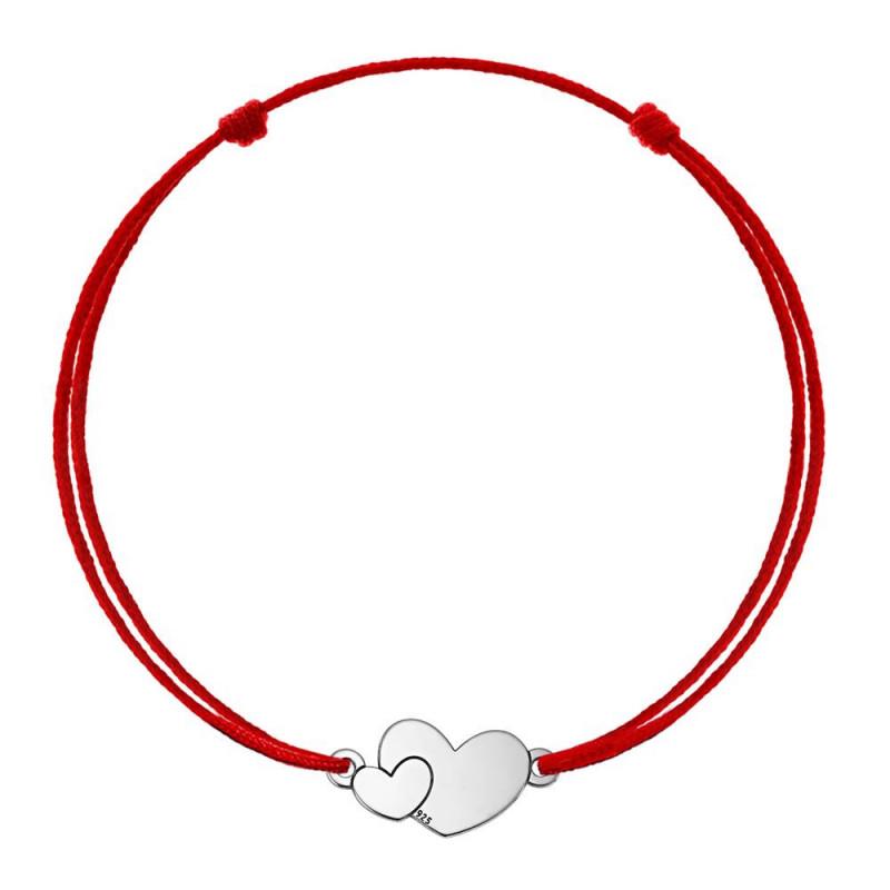 Punainen kabbala, pieni ja iso Sydän