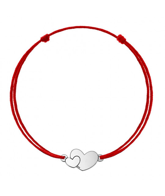 Raudonos kabala, maža ir didelė Širdis